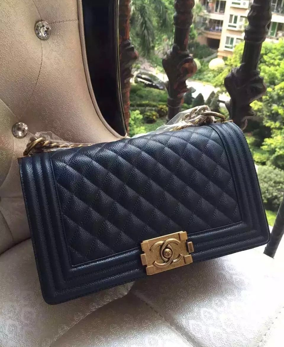 3afb0a76b3fb Chanel Boy Flap Black · Lux Shoe Addict · Online Store Powered by ...