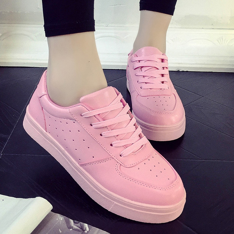 vasto assortimento a buon mercato scarpe autunnali BABY PINK SNEAKERS GIRL SHOES · Shopgogogo · Online Store Powered ...