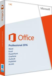 microsoft office 2016 pro plus retail