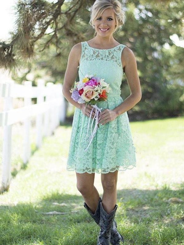 0faa310a51 Short custom bridesmaid dresses