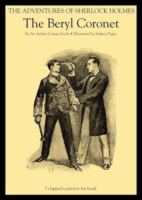 Sherlock Holmes Set Of 24 Illustrated Prints By Sidney Paget