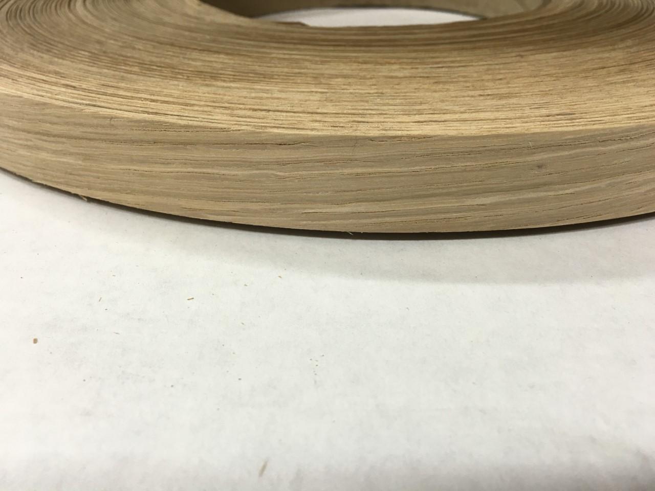 White Oak Pre Glued 13 16 To 3 X50 Wood Veneer Edge Banding