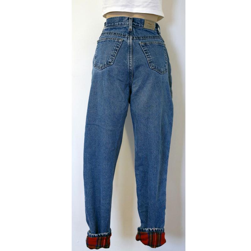4facd84b22a Vintage LL Bean Highwaist Jeans (Size 6) · mod maya · Online Store ...