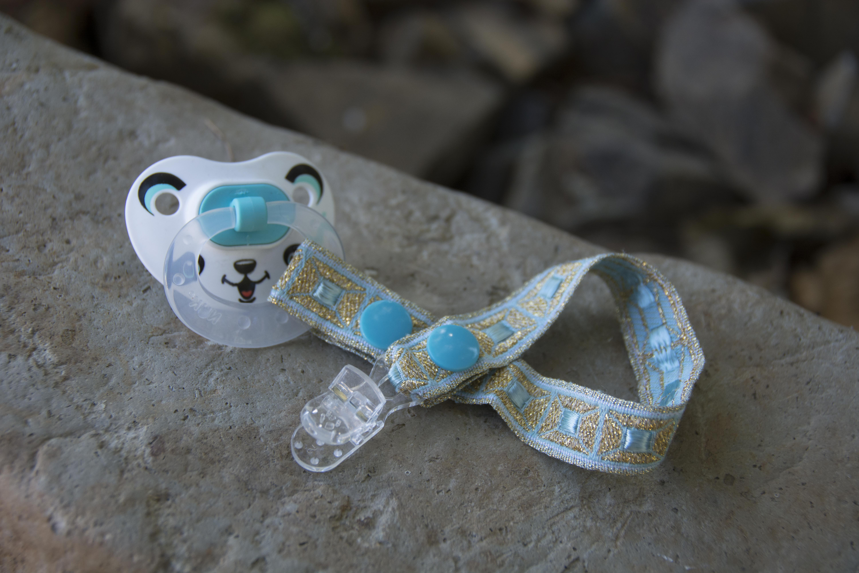 dummy clip toy holder Princess