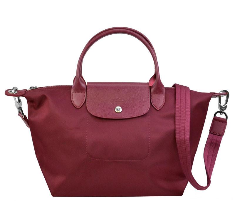 Authentic Longchamp Neo Small Handbag Wine 1512578009 on Storenvy 4dc9935865aa3