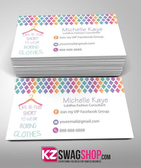 Lularoe Business Cards 7 183 Kz Creative Services 183 Online