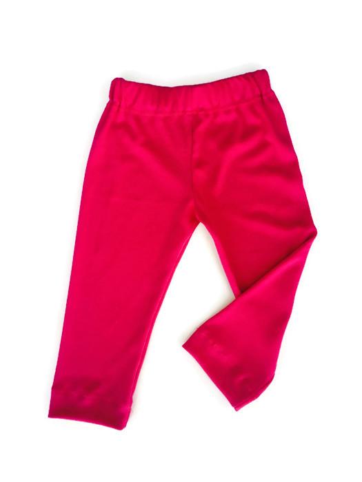 Children s Handmade Hot Pink Leggings on Storenvy d3bee9577