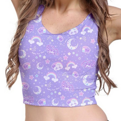 e1cdfbe85d227 ☆ Crop Tops ☆ · Holley Tea Time · Online Store Powered by Storenvy