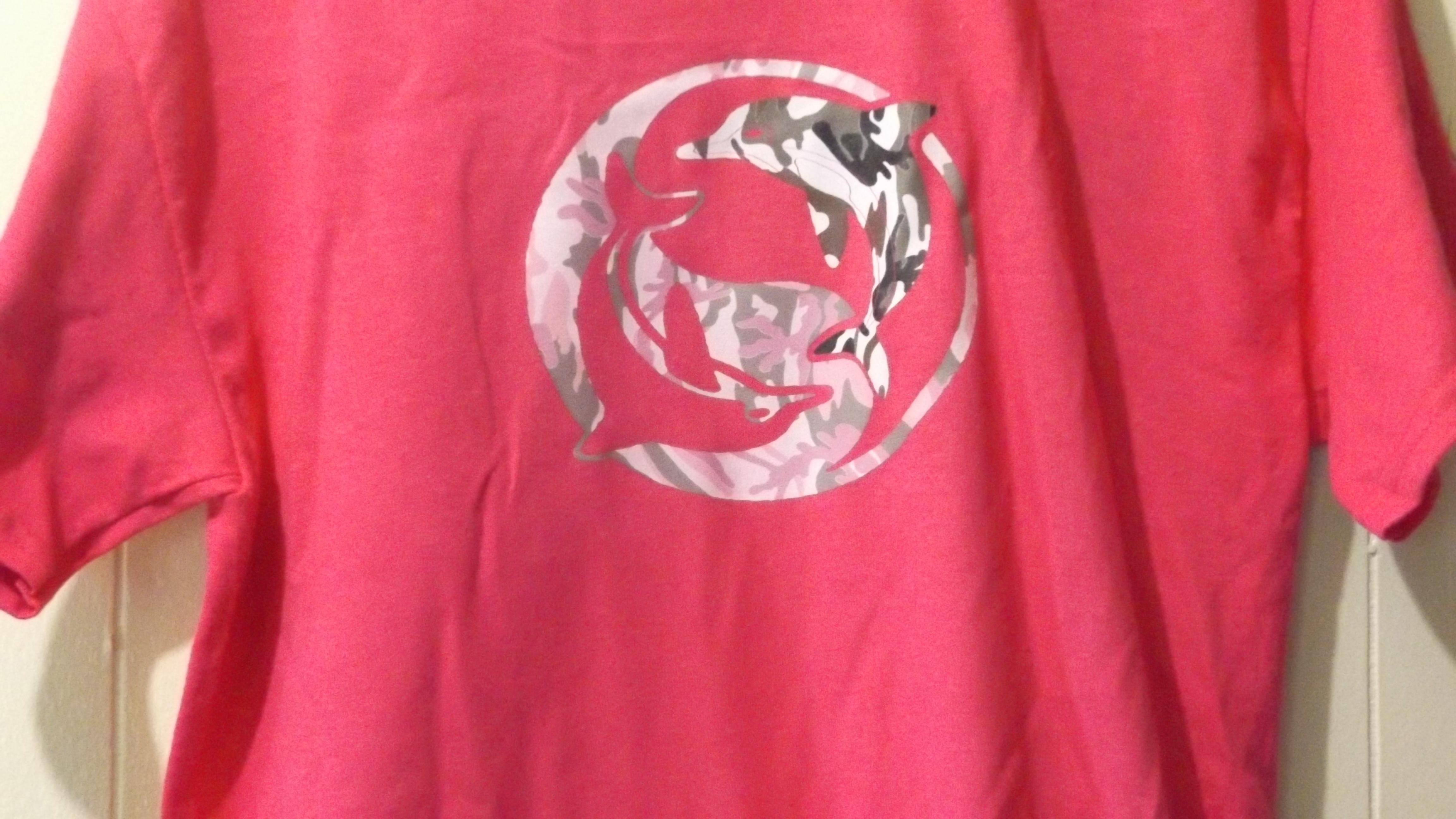 0e79a0e080e15 Pink Camo Custom T Shirts
