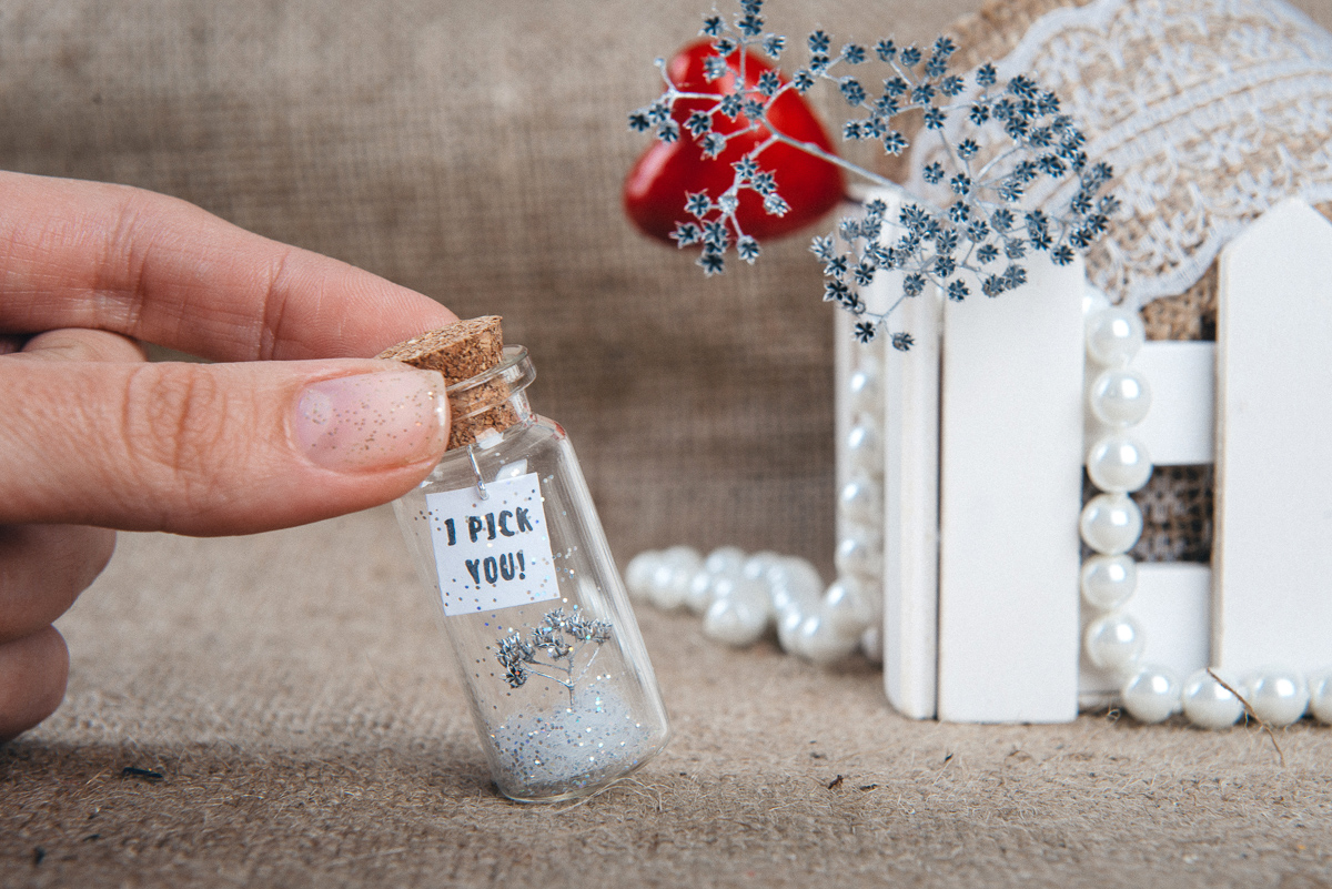 I Pick You Girlfriend Gift Gift For Her Gift For Boyfriend Cute Gifts Personalized Gift Message In A Bottle Cute Gift Ideas Funny Gifts