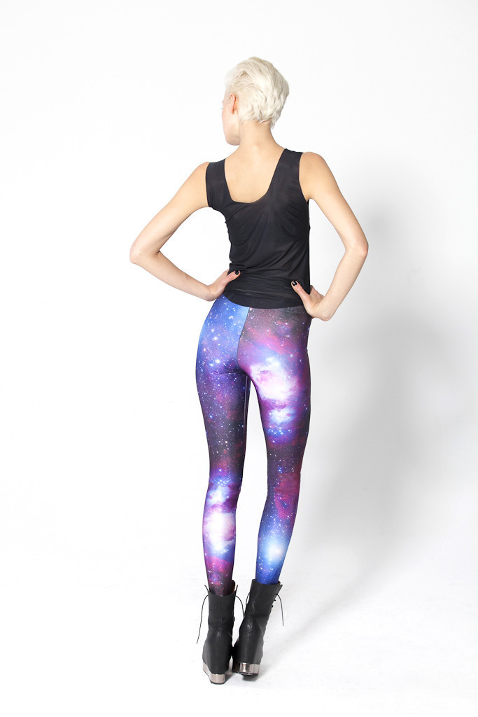 3fb63d16fe72d ... New Arrival High Quality Women's Sexy Galaxy Leggings Space Printed  Pants Ropa Mujer Casual Elastic Leggings ...