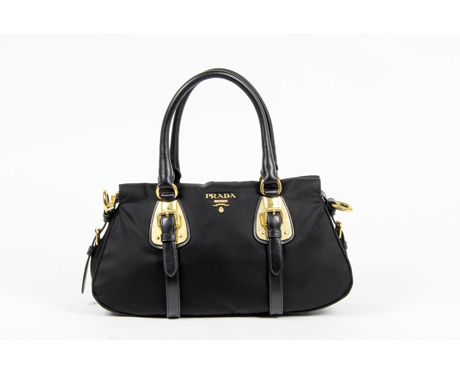 b7625da8392e Prada ladies bn1903 tessuto nylon top handle convertible tote handbag  original