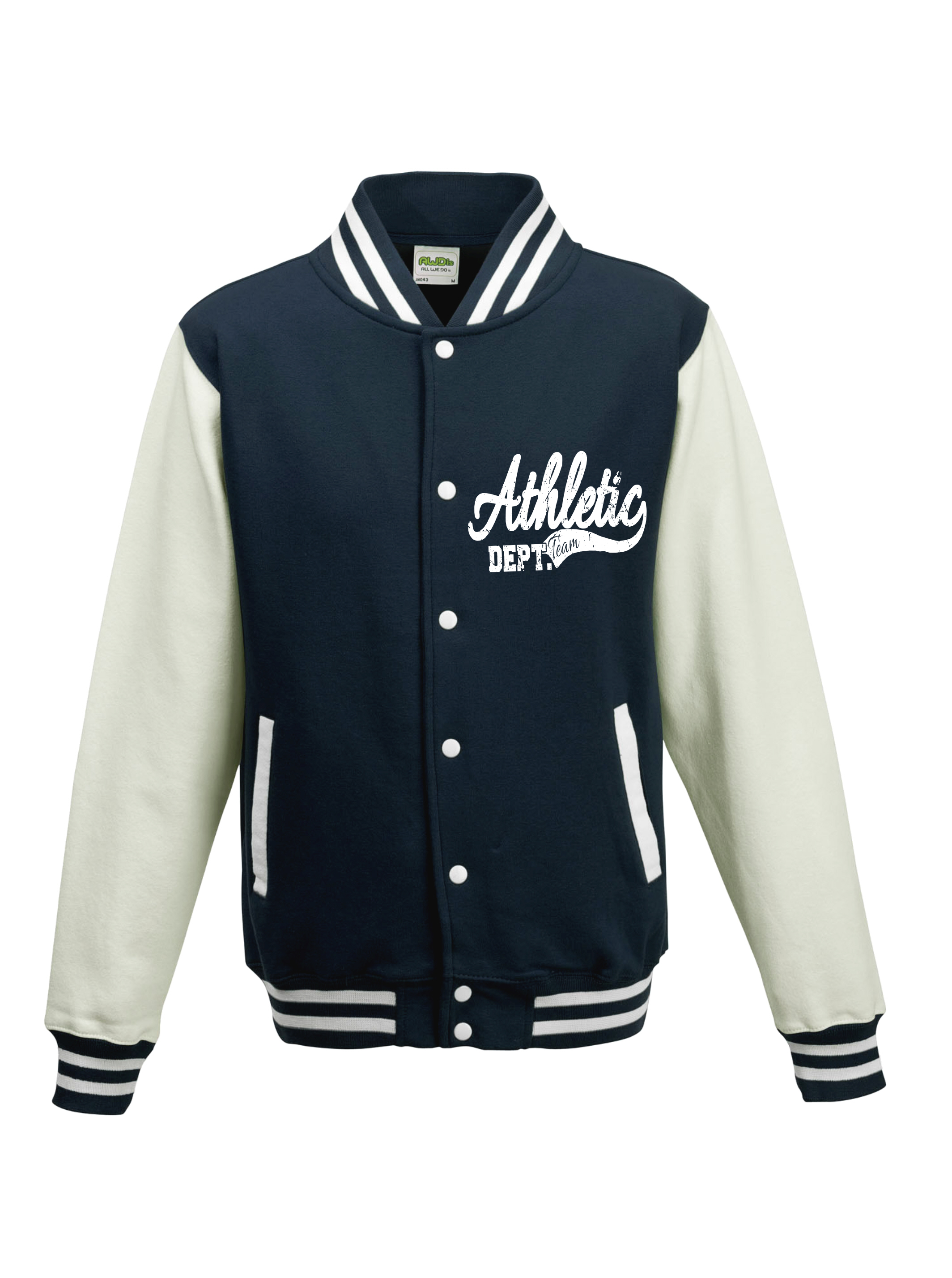 Touchdown American football team varsity jacket youth adult sizes ... a25bc5edc