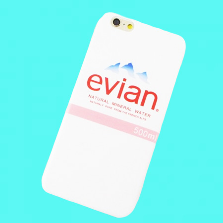 buy popular c05fc 8ed8f EVIAN WATER IPHONE CASE