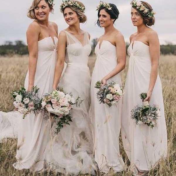 Ivory Brides Dresses
