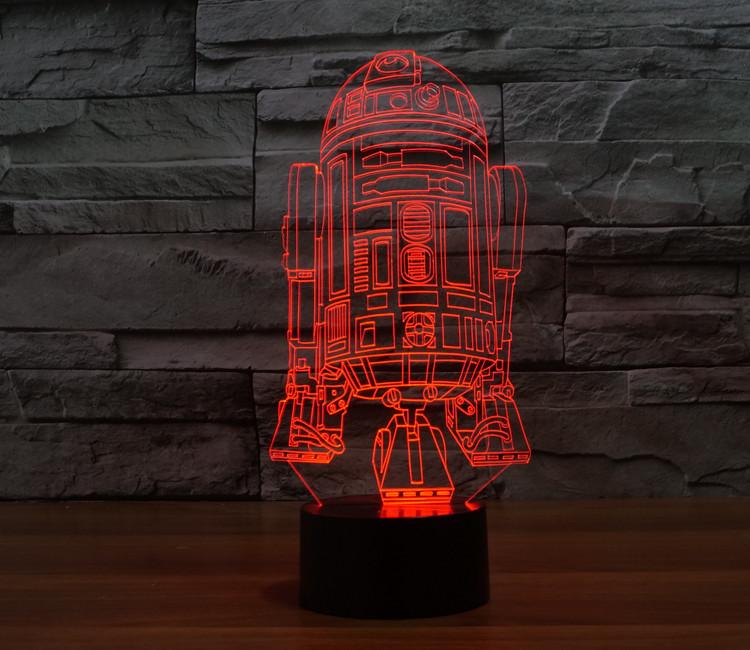 Colorful Lighting From Light Fashionland 3d Led Star Acrylic Home Luminaria Decor New Wars Indoor Nightlight Lamp Battleship hdtQCxsr