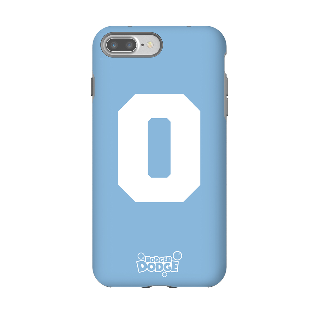 best loved 180bd 6e360 Rodger Dodge: Zero iPhone 7 Plus Tough Case from Budgess Man Studio Store