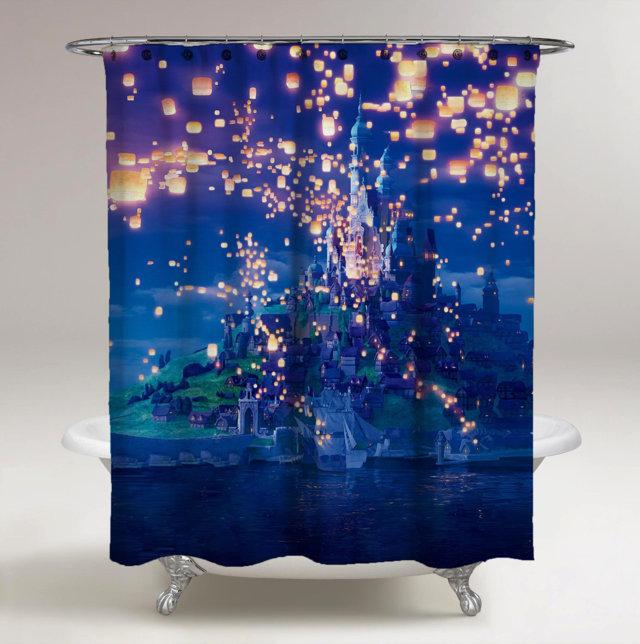 New Disney Tangled Lanterns Castle Best Custom 20 Original