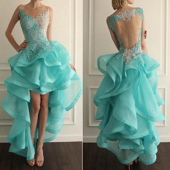 Hi-Lo Dresses
