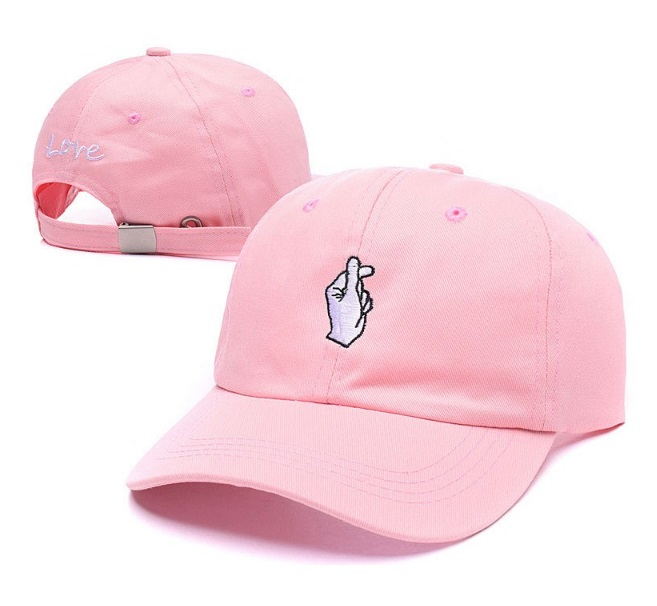 57d449ad42747 Finger Heart Snapback Hat Cap on Storenvy