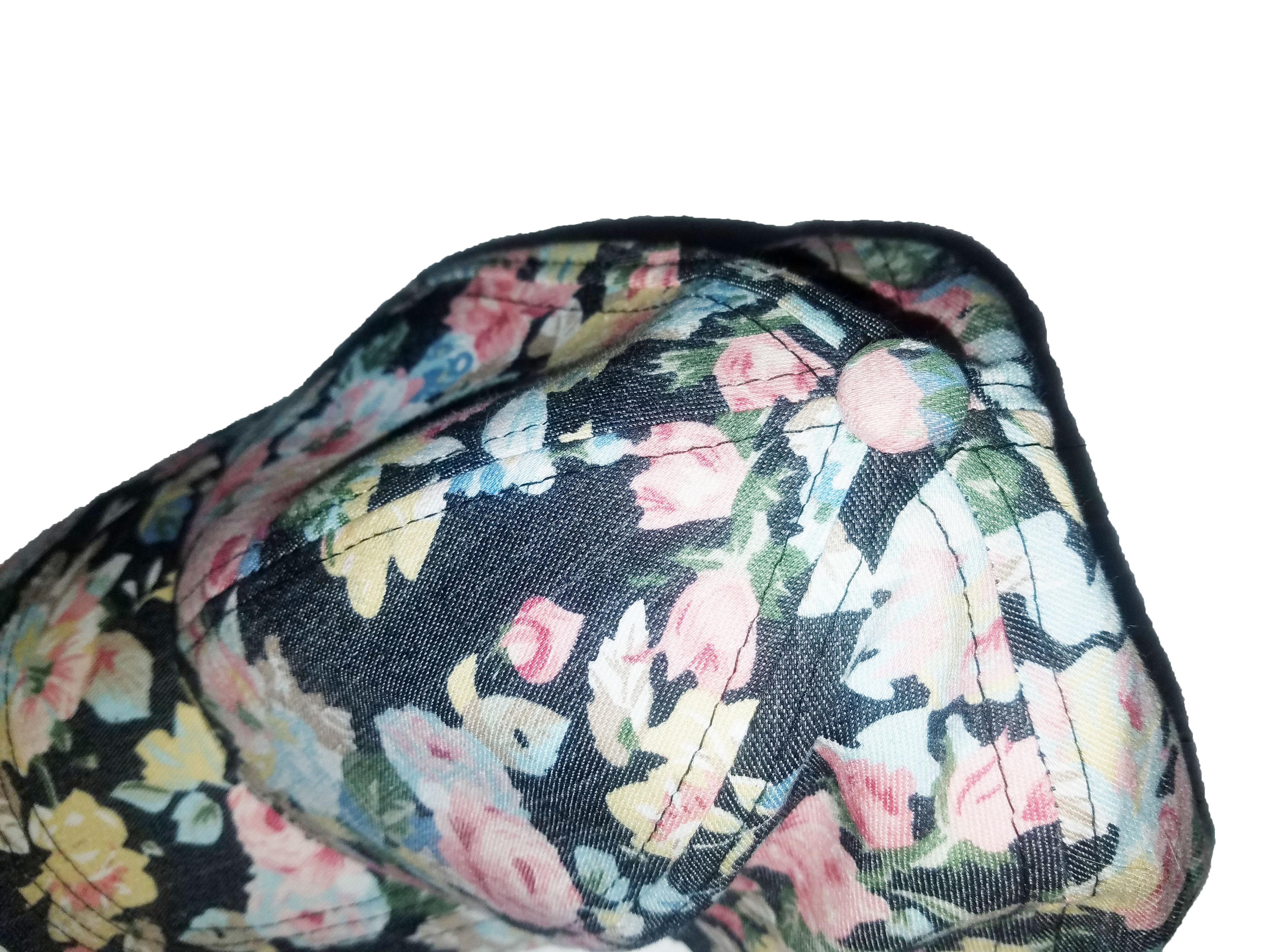 5a274940017 Floral Ballcap on Storenvy