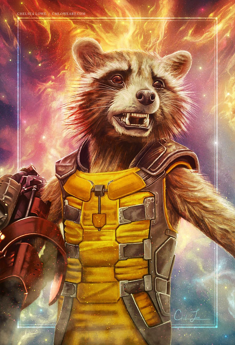 Hasil gambar untuk rocket raccoon