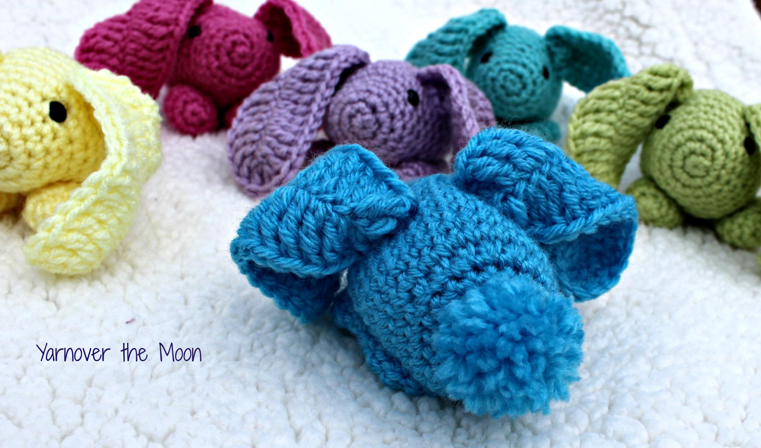 Free Baby Crochet Patterns | Baby Bunny Crochet Pattern by ... | 1542x2616