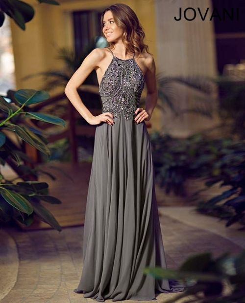 817abaec1f New Coming Dark Grey Prom Dress Long For Teens on Storenvy