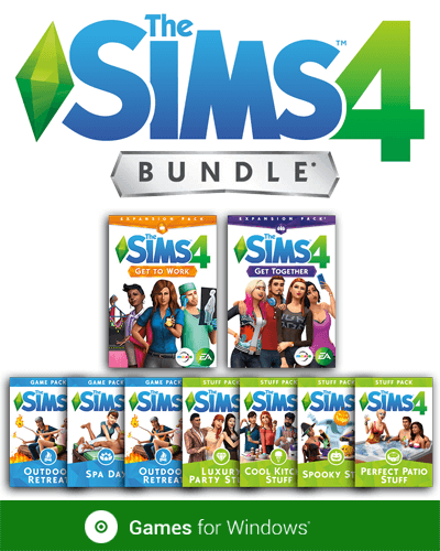 The Sims 4 Collection Expansion Bundle PC Download Video