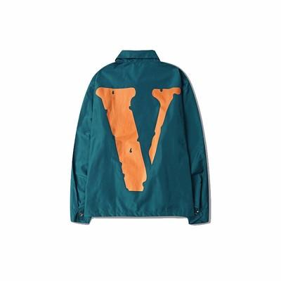 7e260b561579 Unisex vlone fashion men hip hop windbreaker thin jackets sportswear