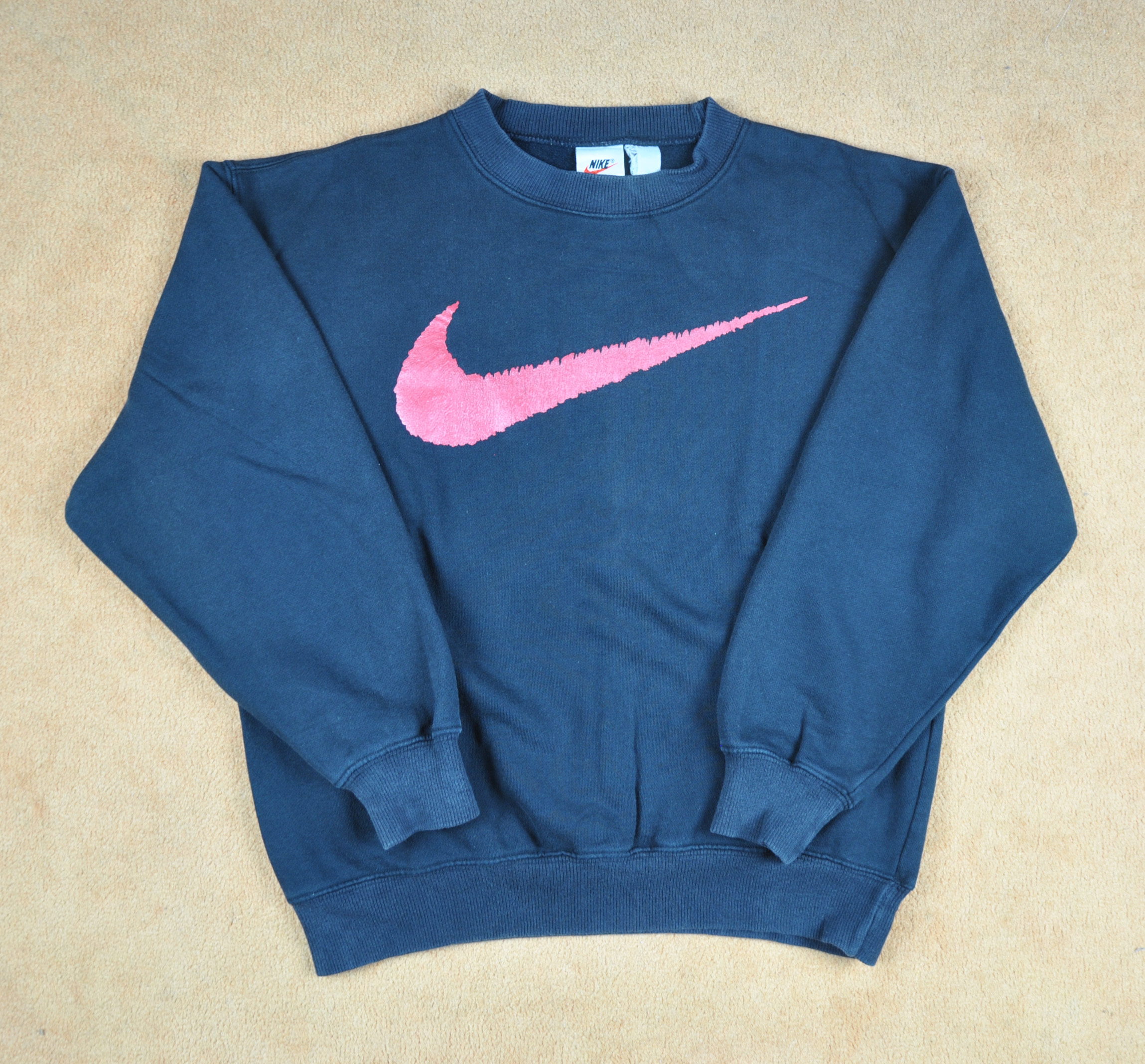 Vintage Nike big logo 90s Sweatshirt sold by JoesecondHAnd