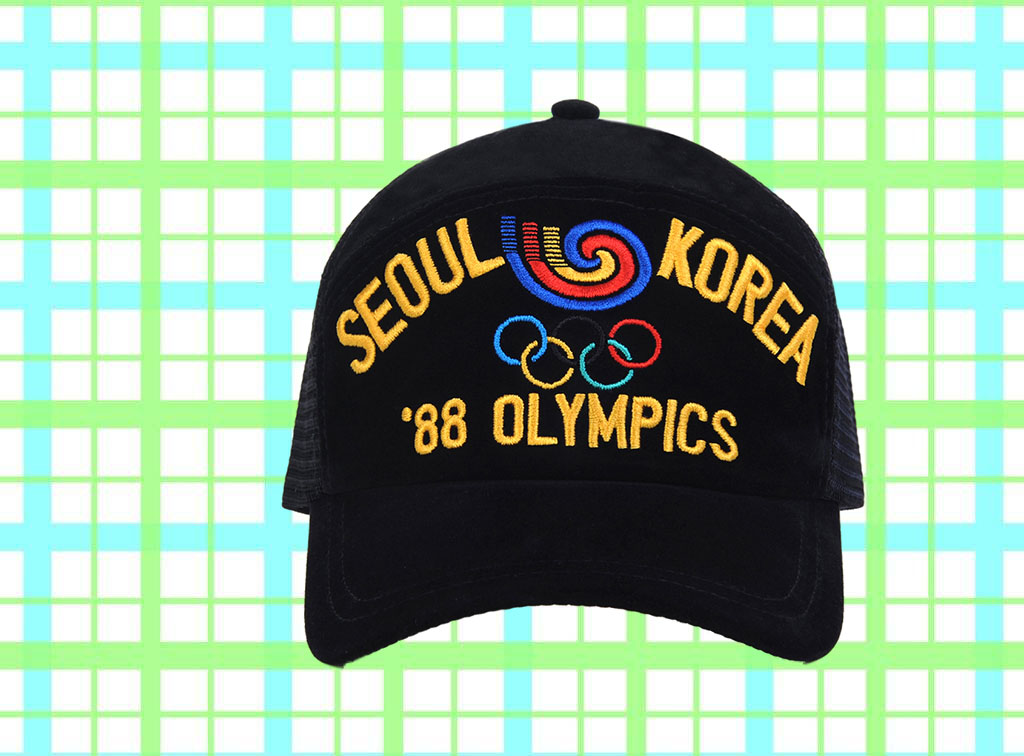fe855e4c702 SEOUL KOREA 88 OLYMPICS DAD CAP on Storenvy