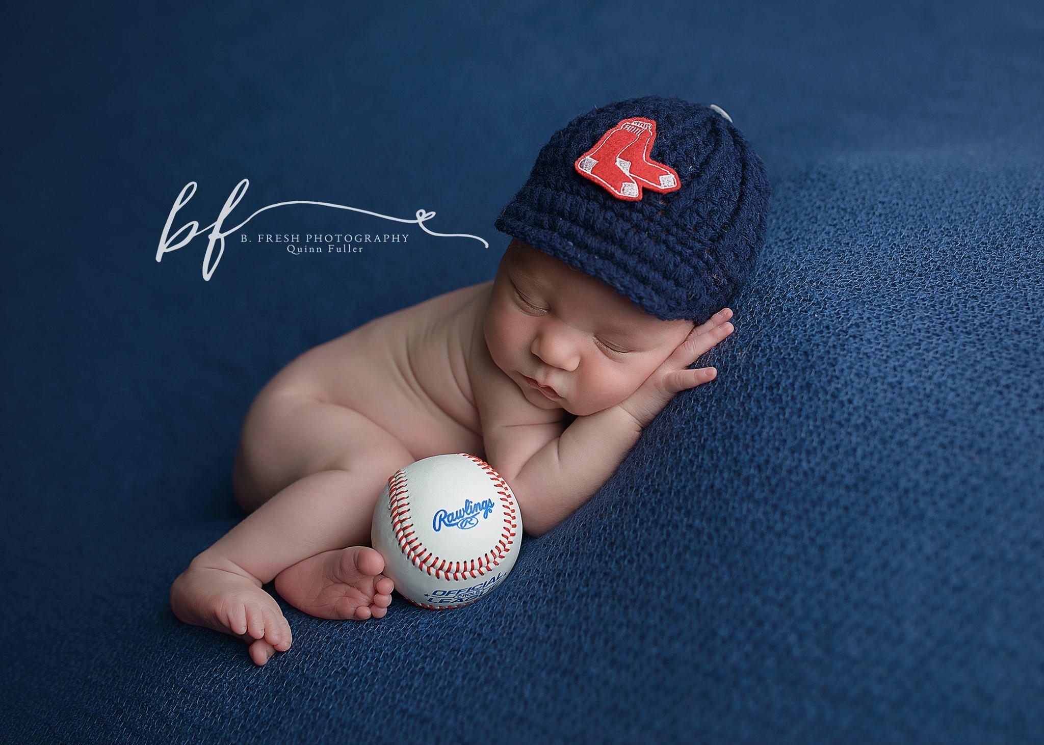 ... sale newborn photo propboston red sox brim hatbaby boy hat 98729 d4d60 a84579971ca