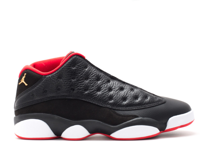 """purchase cheap da5af bde3f AIR JORDAN 13 RETRO LOW """"PLAYOFFS"""" Wmn 5.5-8.5 &Men 8- 13 Color: Black/True  Red-White Style Code: 414571-004 from FreshnUp"""