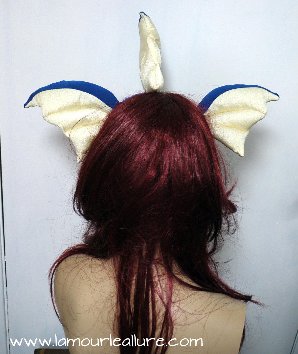 Vaporeon Cosplay Ears Vaporeon Pokemo...