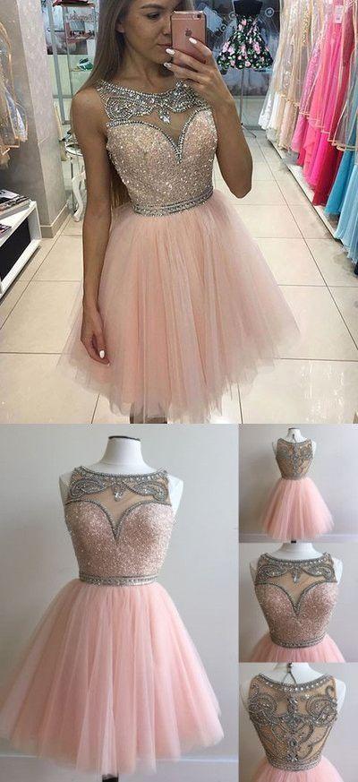 d40bc44f89d Cute Homecoming Dress