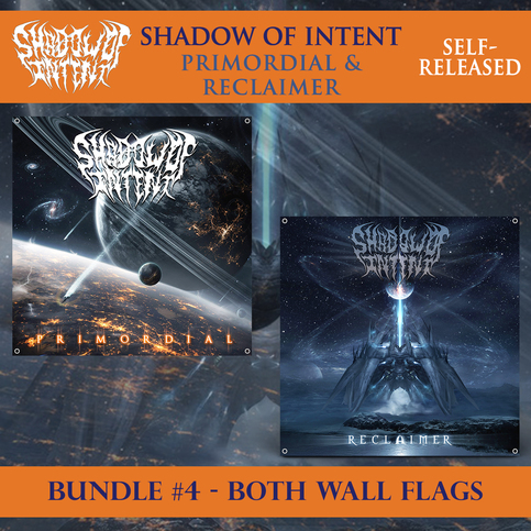 Shadow Of Intent Primordial Reclaimer Wall Flags