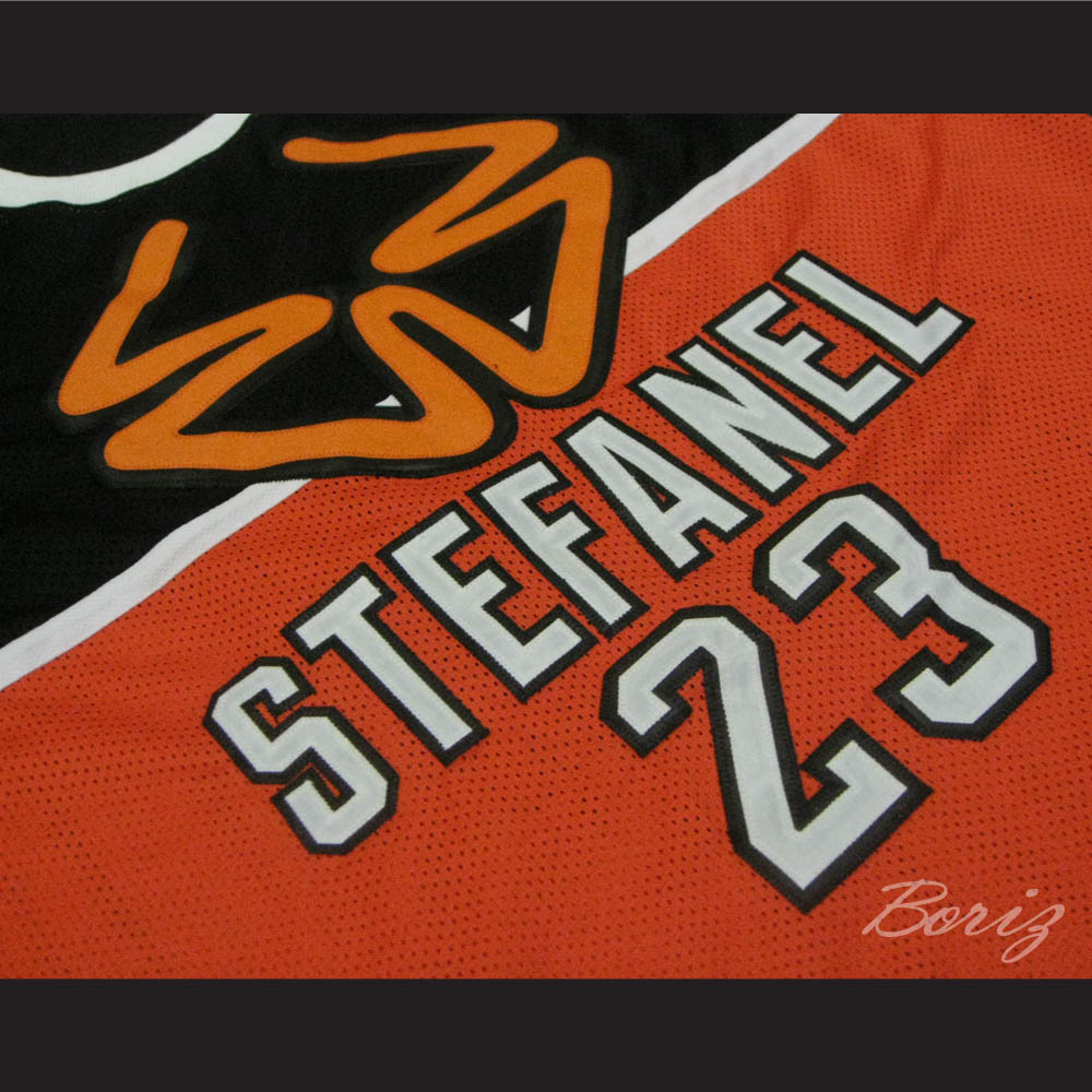 Euro Michael Jordan 23 Basketball Jersey Stefanel 97-98 Rare All ...