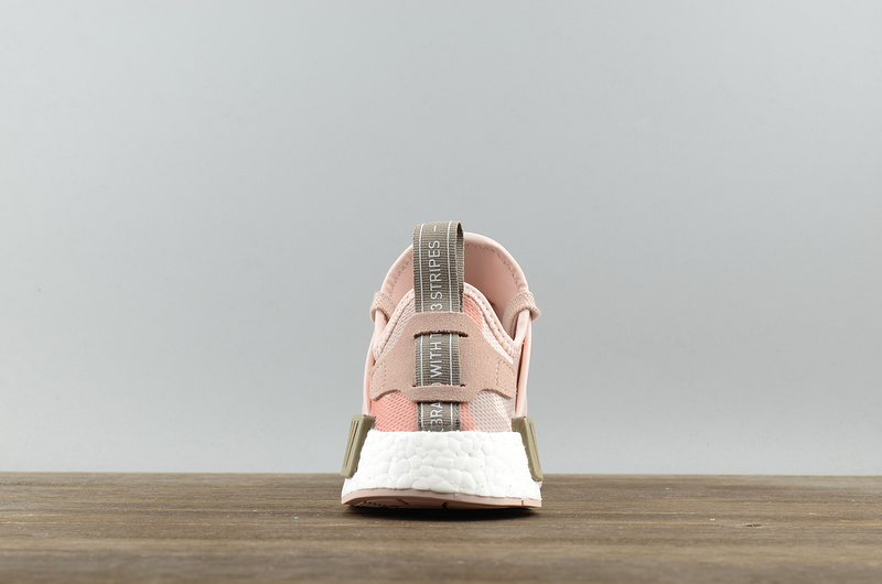 Fashion Adidas NMD XR1 Pink Camo Boost pk running shoes