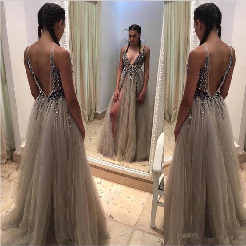 d5e88db8eea Backless Prom Dresses