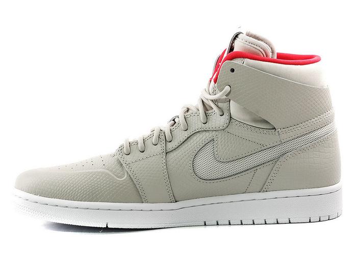108cbe084bb7 Nike Air Jordan 1 Retro High Nouveau Light Bone Cappuccino 819176 ...