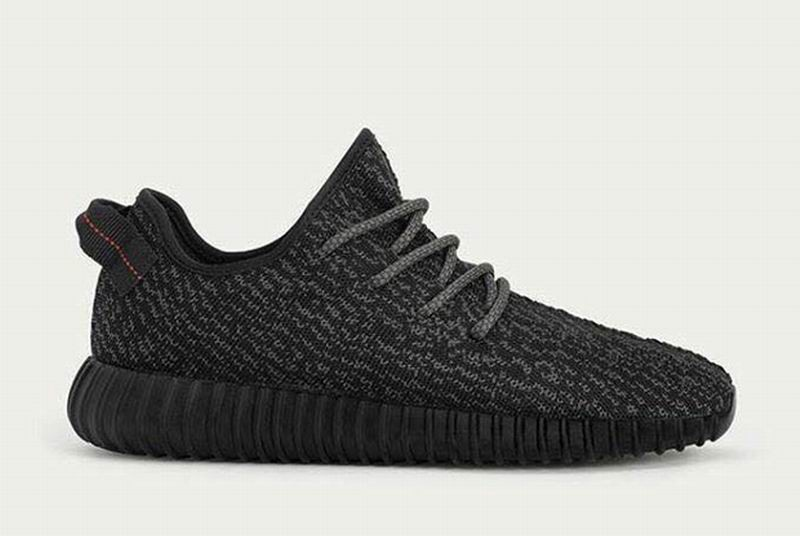 huge selection of 12363 1dae3 ADIDAS YEEZY 350 BOOST PIRATE BLACK WOMEN S -BLACK-MIDNIGHT FOG on ...