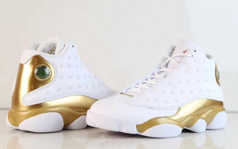 7b0cbc458e25 Nike Air Jordan Retro 13 DMP Defining Moments Pack Gold 897563-900 8 ...