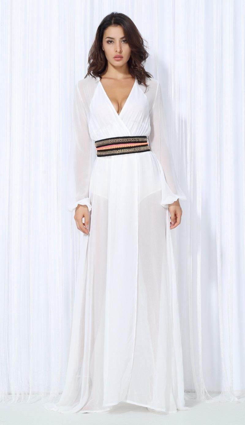 Lange Witte Maxi Jurk.White Maxi Dress Somethingshelikes Online Store Powered By Storenvy