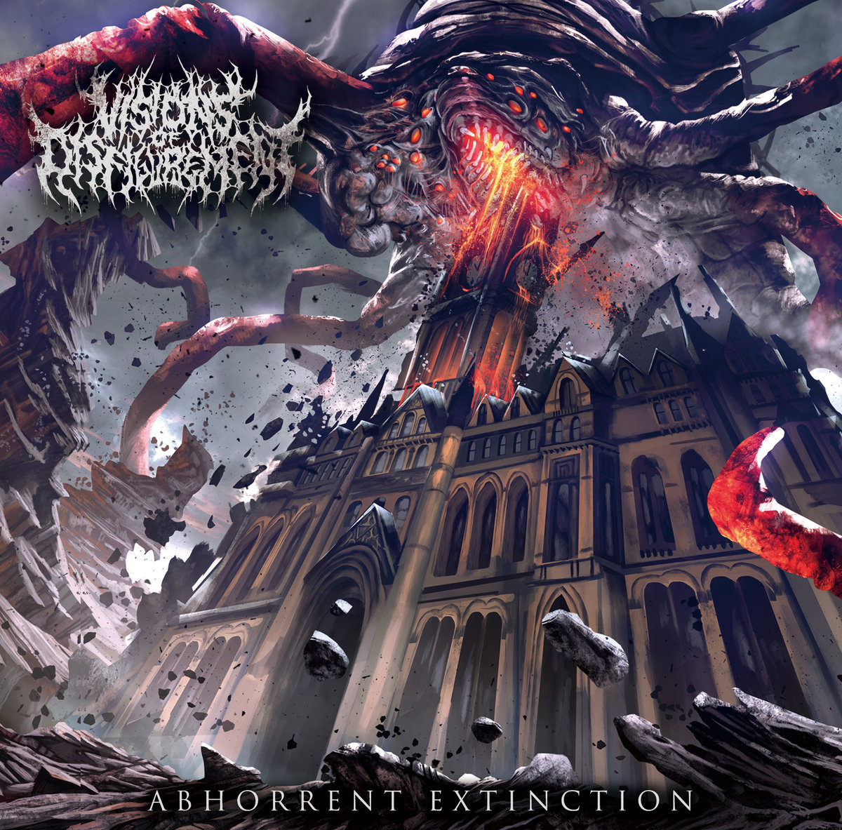 Abhorrent Extinction [Import