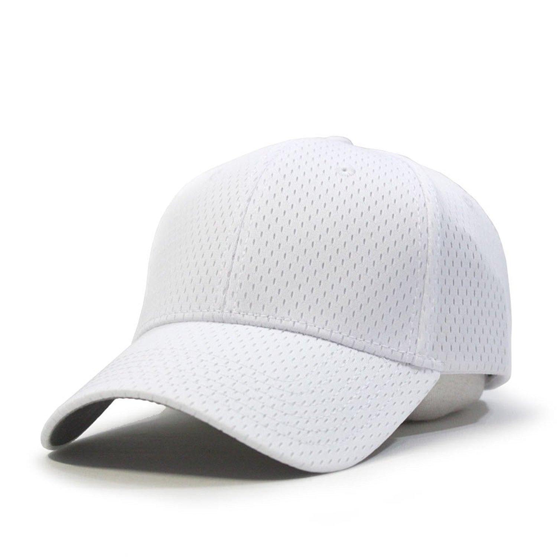 d3607ca280b Plain Pro Cool Mesh Low Profile Baseball Cap with Adjustable Velcro on  Storenvy