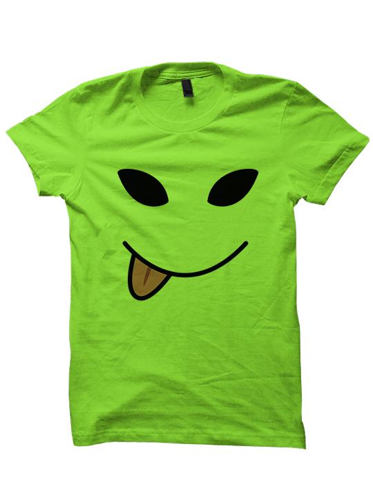 Alien T Shirt Alien Tee Funny Shirts Ladies Tops Tees Mens