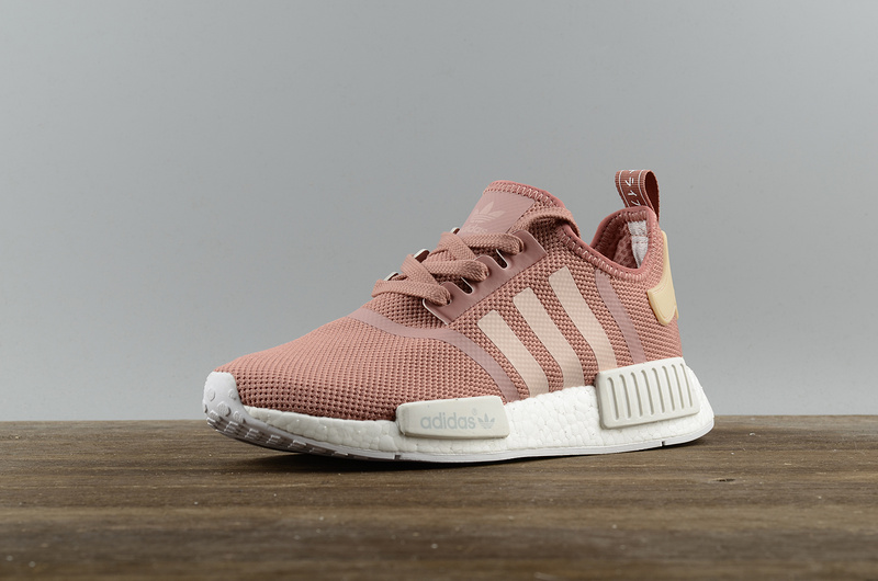 631d4ea2138 Fashion Adidas NMD R1 Raw Pink Womens casual shoes · BELLDRESS ...