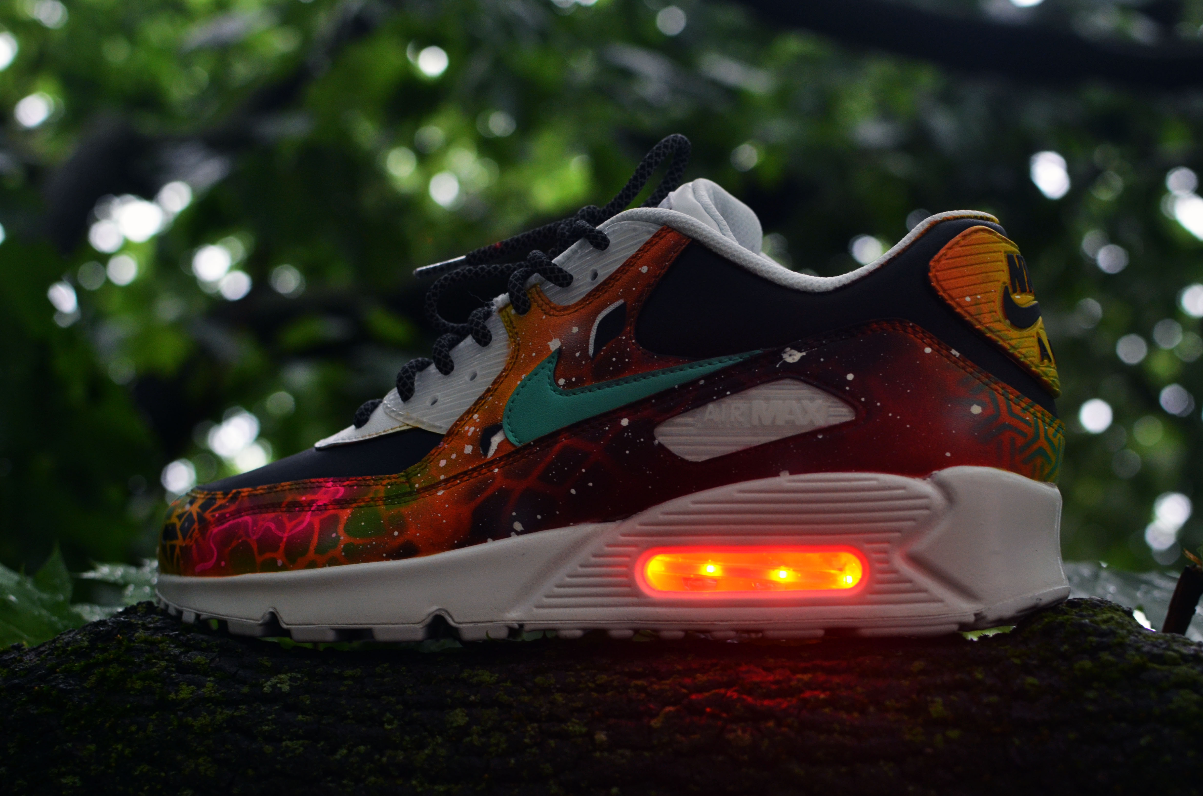 Customer feedback for this store 0 past orders · 0 customer ratings.  Details  Shipping   FAQs. Black Nike Air Max 90 ... faddc01db99