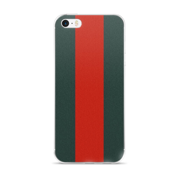 new style 884fc 23db7 Gucci inspired - iPhone 5/5s/Se, 6/6s, 6/6s Plus Case